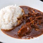 利久 - 牛たんカレー定食