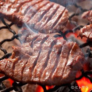 牛たん炭焼利久は仙台市内に門を構える、創業以来の牛たん専門店