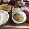 焼肉 平和園 - 料理写真:タン定食(690円)