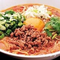 LEE - ザ・シメ麺。サテースープメン 820円
