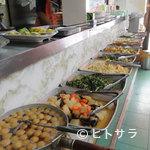 金壷食堂 - 朝から夕方までいつでも家庭的な料理が味わえる
