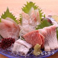 酒蔵 ひなよし - 地魚特選盛り