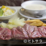 ジャッキー ステーキハウス - 柔らかい赤身肉の旨さ『テンダーロインステーキ』 L/M/S