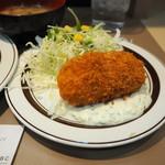 キッチンABC - クリームコロッケ
