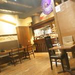 札幌スープカレー傾奇 - なか
