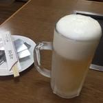小ばなし - 生ビール