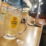ホルモン酒場風土 - ハイボル