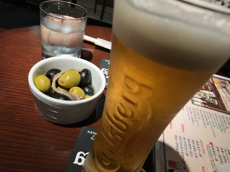上田市肉バルFbar