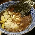 京都 麺屋たけ井 - つけ汁