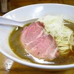 イチカワ - 煮干しそば(醤油)