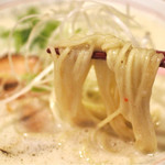 山なか製麺所 - 鶏白湯らーめん