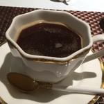 都 - 食後のコーヒー