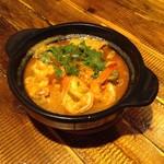 シモキタシュリンプ - 海老とパクチー鍋