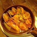 シモキタシュリンプ - 海鮮鍋煮込みブイヤベース