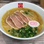 いっぱいいっぱい - 料理写真:白湯醤油760円(税込)