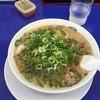 来来亭  - 料理写真:味玉ラーメン(ネギ多め)