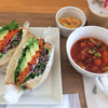Anjei - 料理写真:野菜サンドランチ