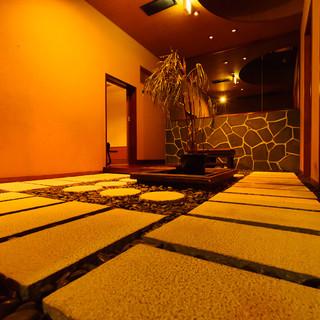 洋個室だけでなく和室も3部屋完備