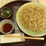 蕎麦 田しろ - 十割。田しろ(岐阜県関ケ原)蕎麦