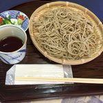 蕎麦 田しろ - 二八。田しろ(岐阜県関ケ原)蕎麦