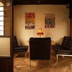 アナログ カフェ ラウンジ トーキョー - 半個室