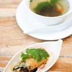 Thai food club BACCARA -
