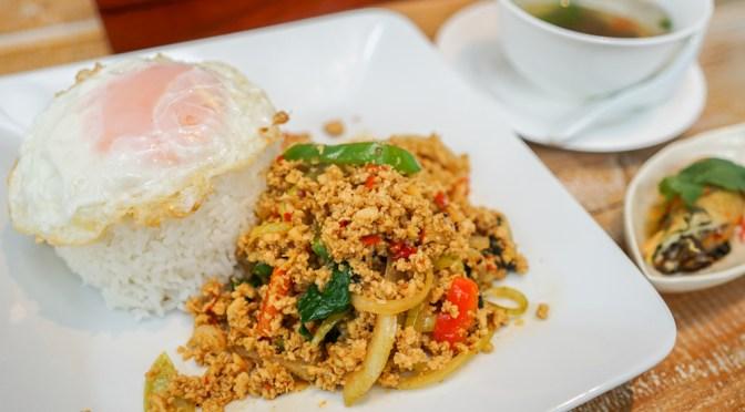 Thai food club BACCARA