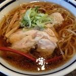 火鳥 - 鶏中華そば(醤油)