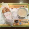 Saucisses - 料理写真:チューリンガー+クラムチャウダー