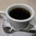 名曲・珈琲 新宿 らんぶる - アメリカン・コーヒー 600円
