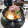 らーめんスタンド アール&アール - 料理写真:極濃 鶏白湯