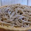 手打そば にのまえ - 料理写真:丹精込めて育てて収穫して、挽いたお蕎麦です。