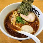 ABE's - ABE's(味玉醤油ラーメン 800円)