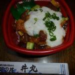 海鮮丼家 丼丸 - バラトロロ丼