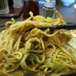 陳麻家 - カリカリの麺に担々スープが絡んで辛旨い
