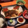 かどで家 - 料理写真:かどでや煮魚ランチ1100円税込