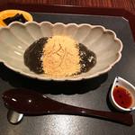 紫野和久傳  茶寮 - できたてわらび餅