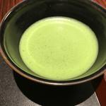 紫野和久傳  茶寮 - お抹茶