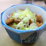 三四郎 - もつ煮