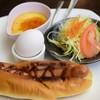 飛行船 - 料理写真:ホットドッグ