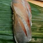 65270092 - 他で食べられない、えぼ鯛の〆
