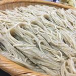 そば処 梅の花 - 蕎麦