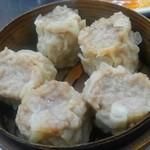 中国料理 登龍 - 上からのショットです。