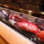 海鮮市場 おらが大将 - 産直素材のネタケース