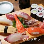 海鮮市場 おらが大将 - まんぷく寿司定食(ランチタイムのみ)