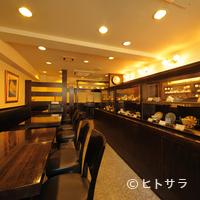 備屋珈琲店 - お洒落な店内はデートに最適な空間です!