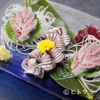 聖徳太子 - 根室産さんまのお刺身