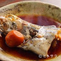 魚料理 ろっこん - 太刀魚の煮付け
