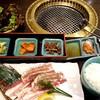 焼肉名菜 福寿 - 料理写真:サムギョクサル御膳