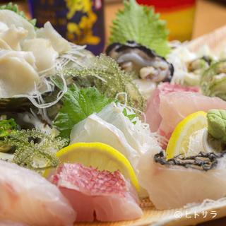 豊かな海で獲れた新鮮な食材を楽しむ!沖縄の魚は美味しいです